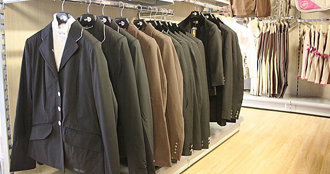 Rijbroeken en (wedstrijd)kleding