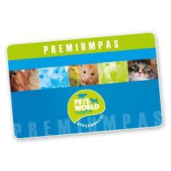 Extra korting met onze Premiumpas!